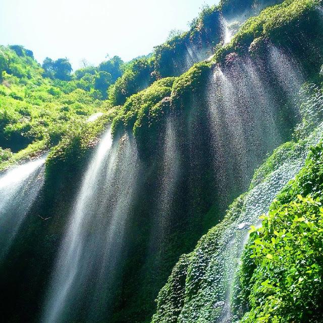 7 Air Terjun Di Indonesia Yang Memiliki Pesona Mistis