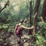trekking di pulau sempu