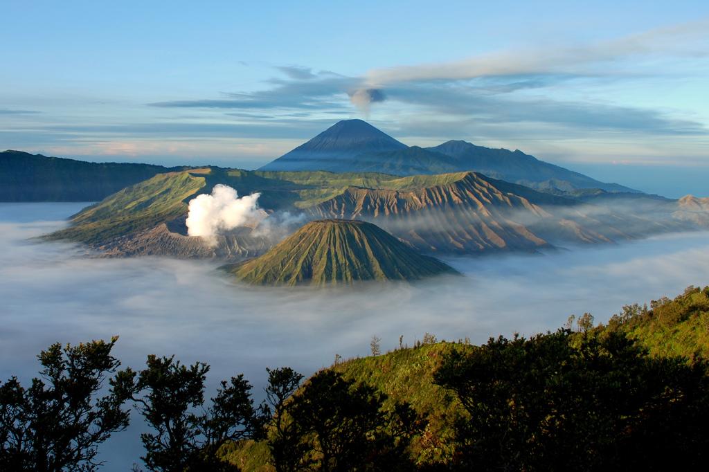 Gunung Bromo, Surga Wisata Bagi Backpacker