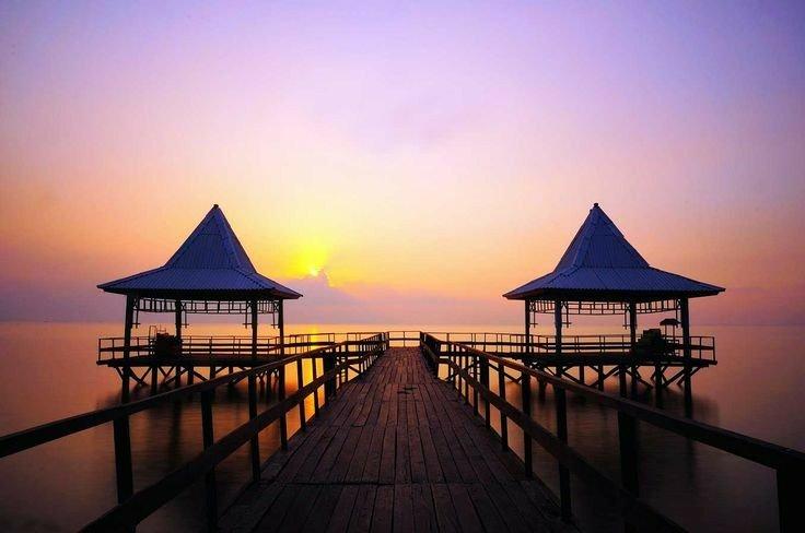 Pantai Kenjeran baru