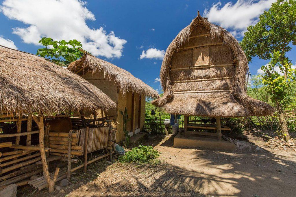 Rumah Tradisional Desa Sade