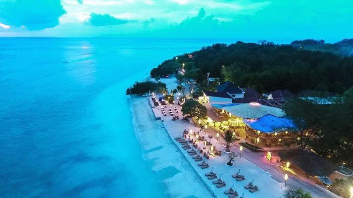 wisata gili lombok favorit
